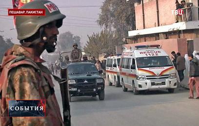 В Афганистане в результате атаки талибов погибли 10 человек