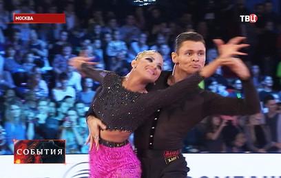 В Москве соревнуются сильнейшие танцоры мира