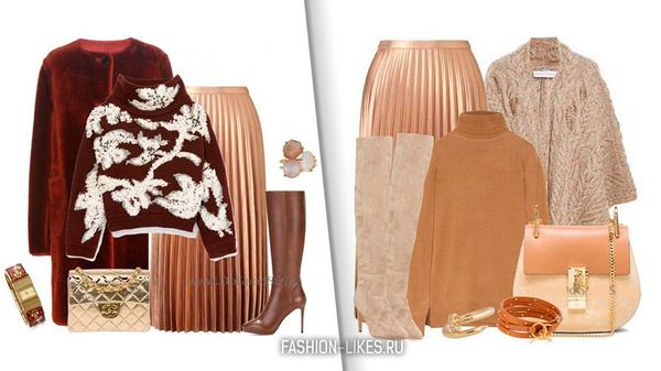 Как носить одну и ту же юбку и быть разной: готовые образы на 10 дней