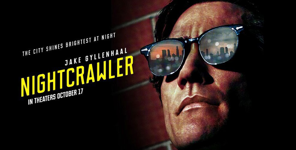 Jake Gyllenhaal Descends Into Madness in New 'Nightcrawler' Trailer