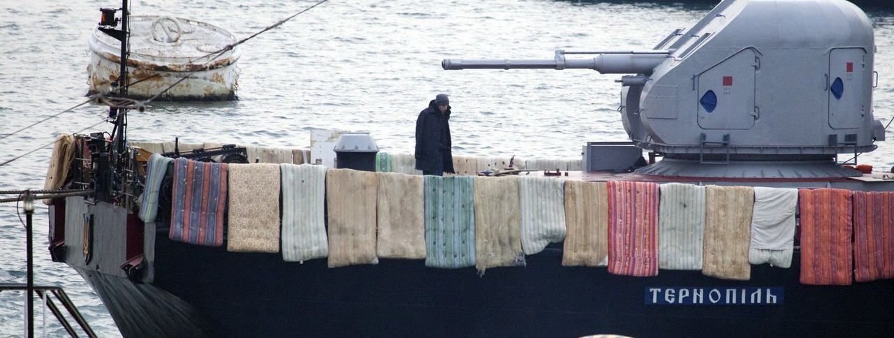 Москитный флот Украины оказался пшиком