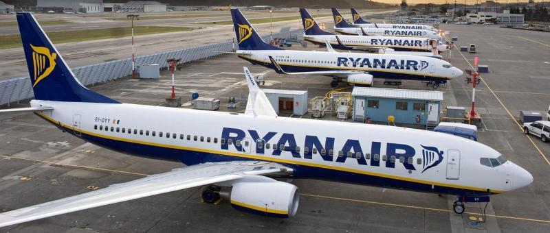 Авиакомпания Ryanair попытае…