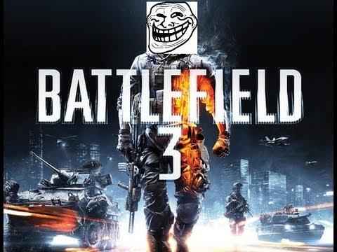 Издевательства и приколы в игре Battlefield 3