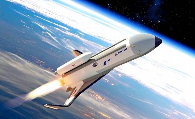 Удара по России стоит ожидать из космоса