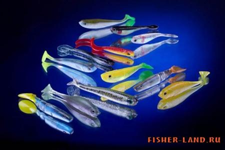 силиконовые приманки на щуку, ловля на силиконовые приманки, силиконовые приманки для рыбалки, виды силиконовых приманок