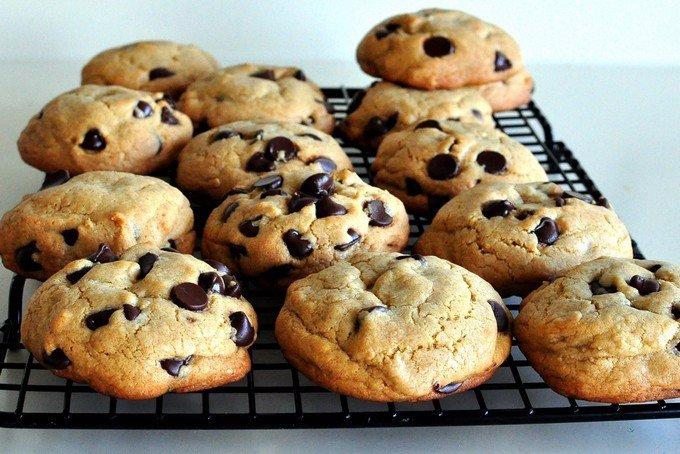 Топ-9 самых лучших рецептов домашнего печенья
