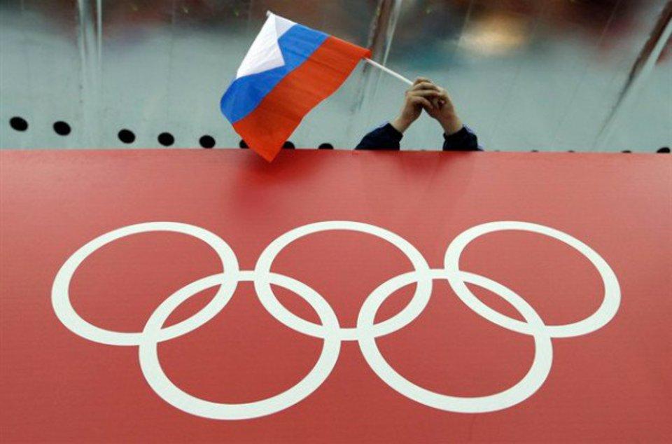 Российских спортсменов могут…