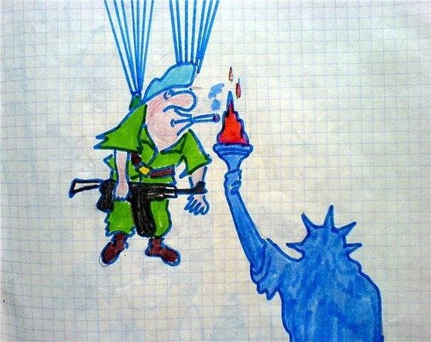 мир без войны рисунки: