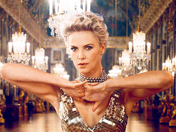 Charlize Theron's Gorgeous Dior Commercial: Get an Exclusive Look Behind the Scenes!