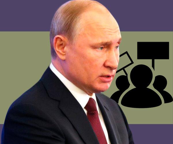 Путин: правительство должно принимать «непопулярные», необходимые для страны решения, несмотря на протесты