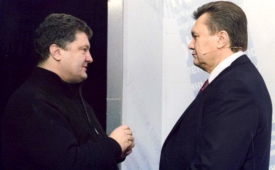 Порошенко объявил Януковича легитимным президентом Украины?