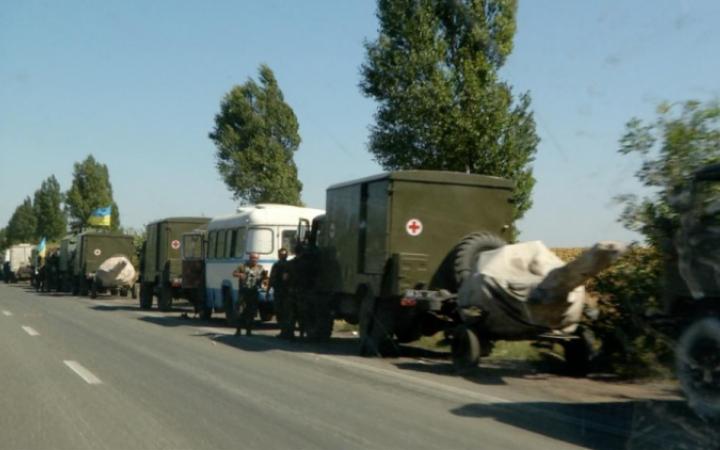 Украина, ополченцы ДНР, боевый действия, свежие новости, сводки Новороссии