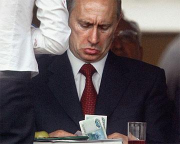Вывоз капитала рухнул более чем вдвое: деньги слушают Путина, а не псак и макаревичей
