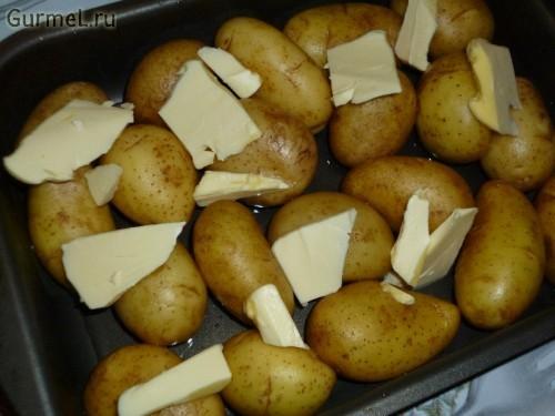 P1100075 500x375 Картофель запечённый по болгарски   Gurmel