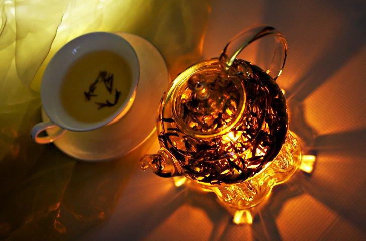О чае, полезном и вредном