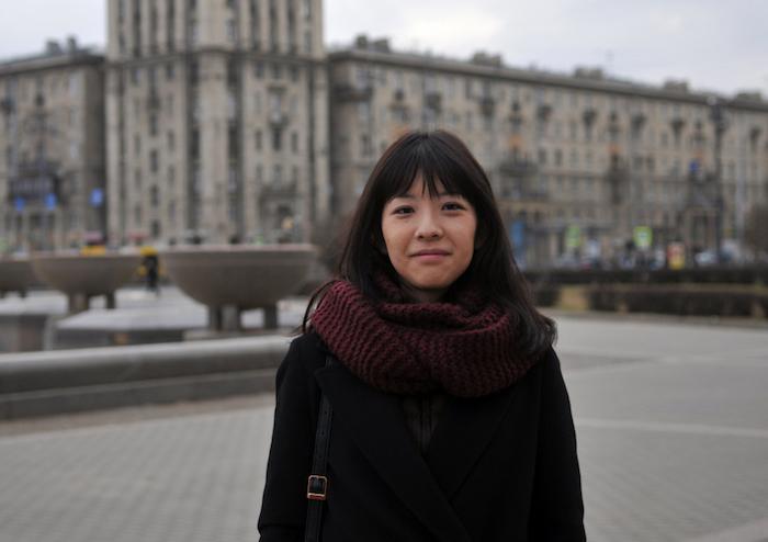 Как живется молодой японке в России