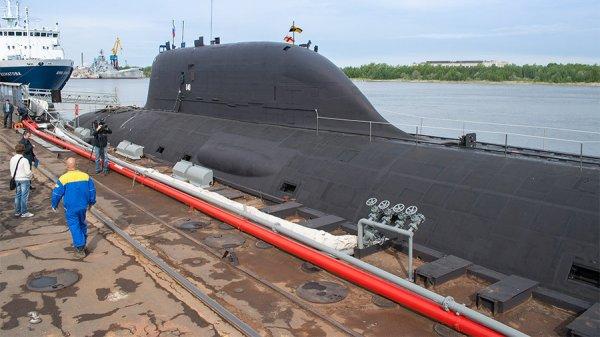 Российские субмарины получат специальные боевые «коконы»