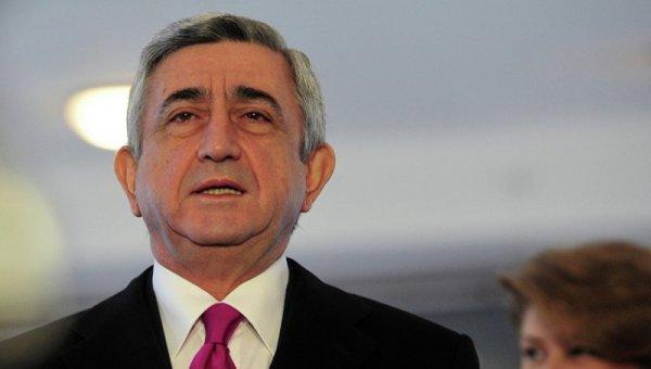 Премьер-министр Армении Серж Саргсян подал в отставку. Победа революции