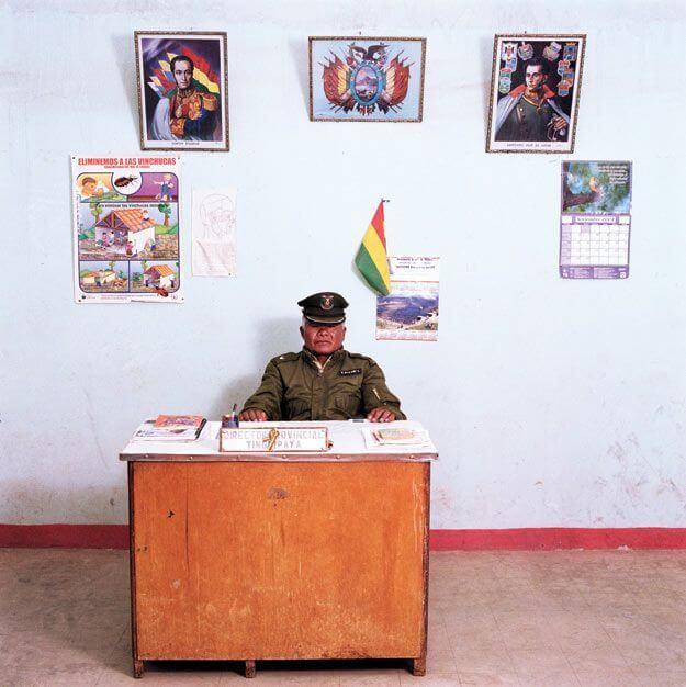 Кабинеты чиновников из разных стран «Третьего мира»