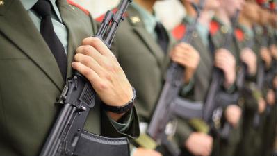 Во всех военных округах России пройдут сборы резервистов