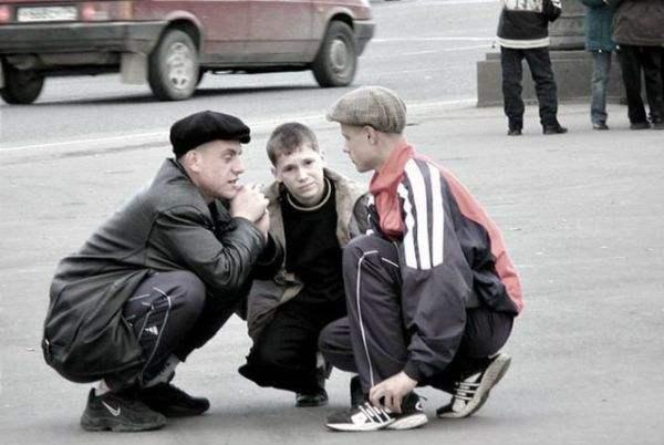 Встреча с бандитами