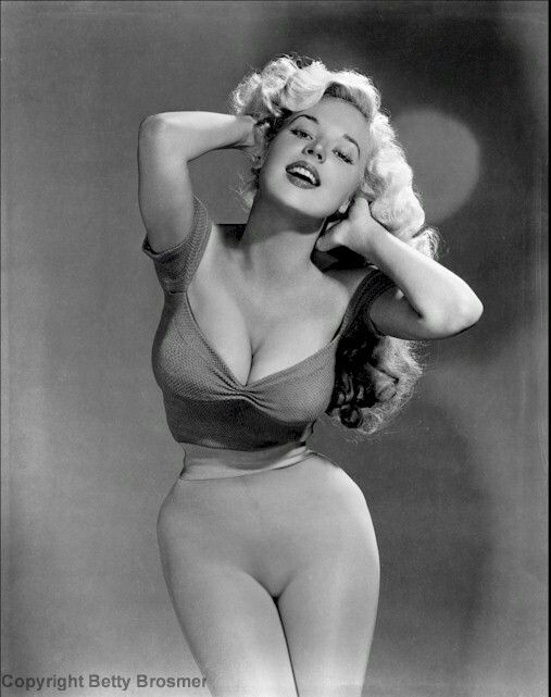 Old naked female movie stars