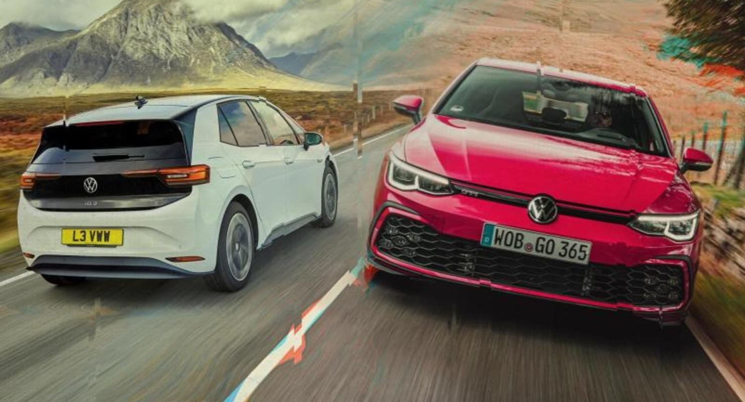 Клаус Зеллмер: Volkswagen ID3 и Golf в скором будущем будут сосуществовать Автомобили