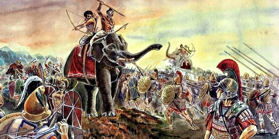 Восточный осколок античности: как греки в Индии поселились