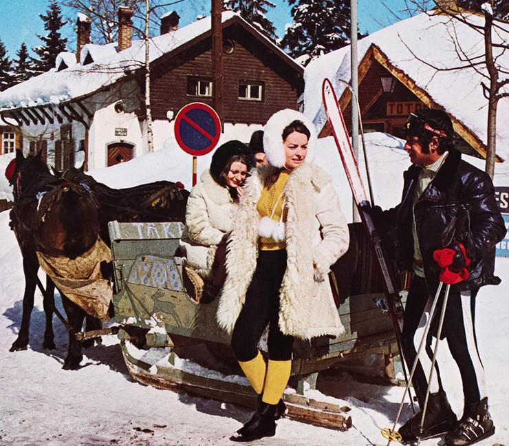 Курорт Витош, 1968 г.: СССР, болгария, быт, история, это интересно