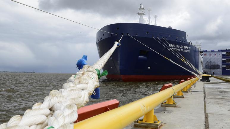 Guardian: этой зимой Великобритания обойдётся без российского газа