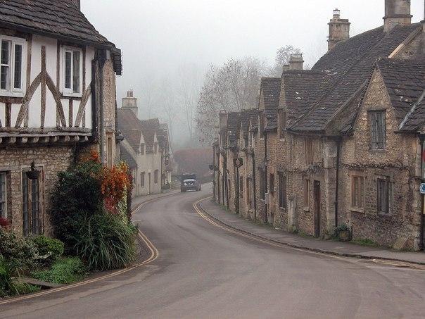 Это всего лишь деревня, но красоте ее позавидуют многие города