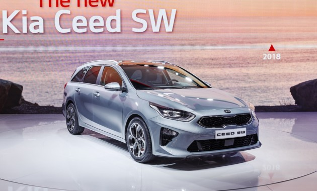 Новый универсал Kia Ceed SW представлен официально