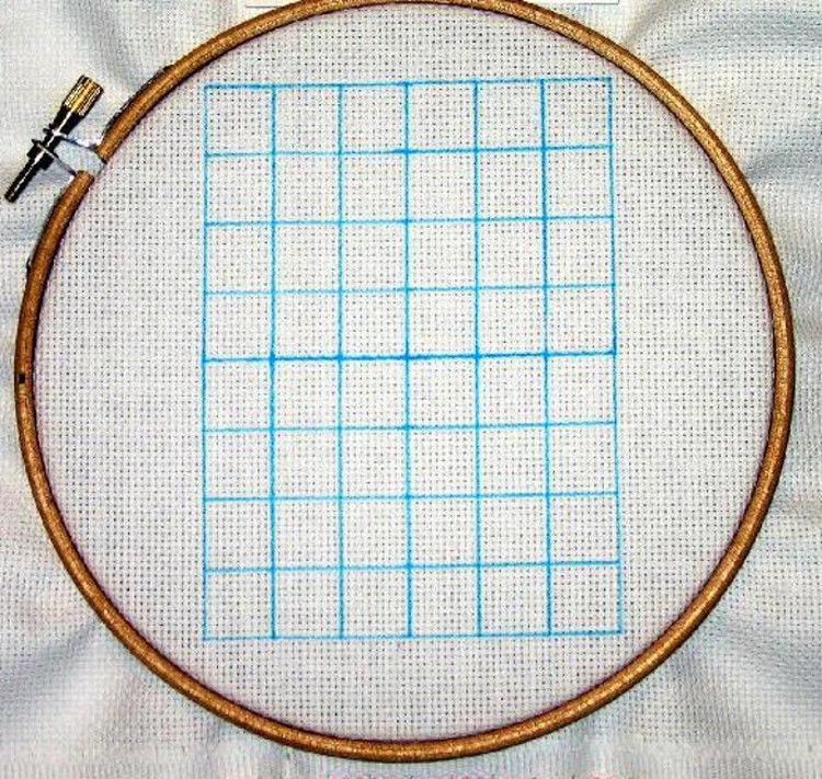 Тонкости оформления вышивки для новичков