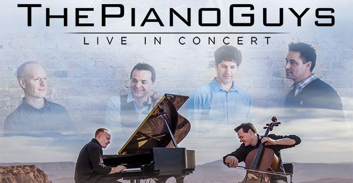Пятеро мужчин сели за пианино. То, что из этого получилось, просто поразительно!