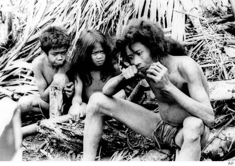 Афера века: зачем политик вынудил племя тасадай изображать дикарей и жить в пещерах доказательства,загадки,история,спорные вопросы