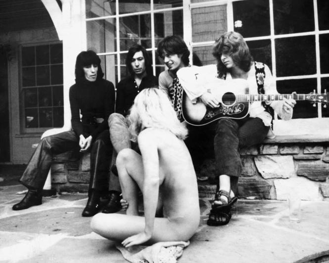 Легенды рока и легенды секса: 5 самых знаменитых группиз* в истории
