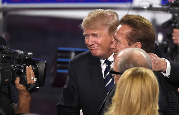Шварценеггер хочет занять место Трампа!