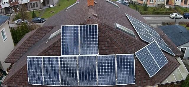 Опыт перевода дома на солнечную энергию в России