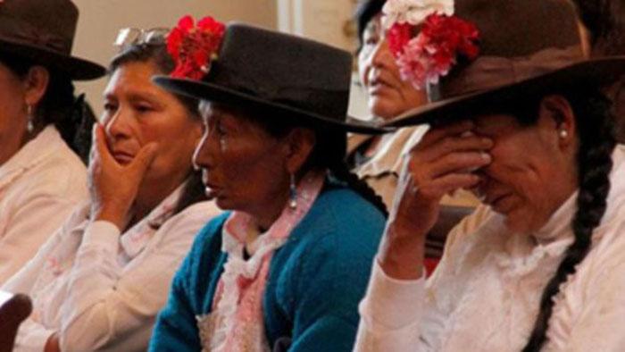 За четыре года действия программы принудительной стерилизации было подвергнуто более 300 000 женщин.