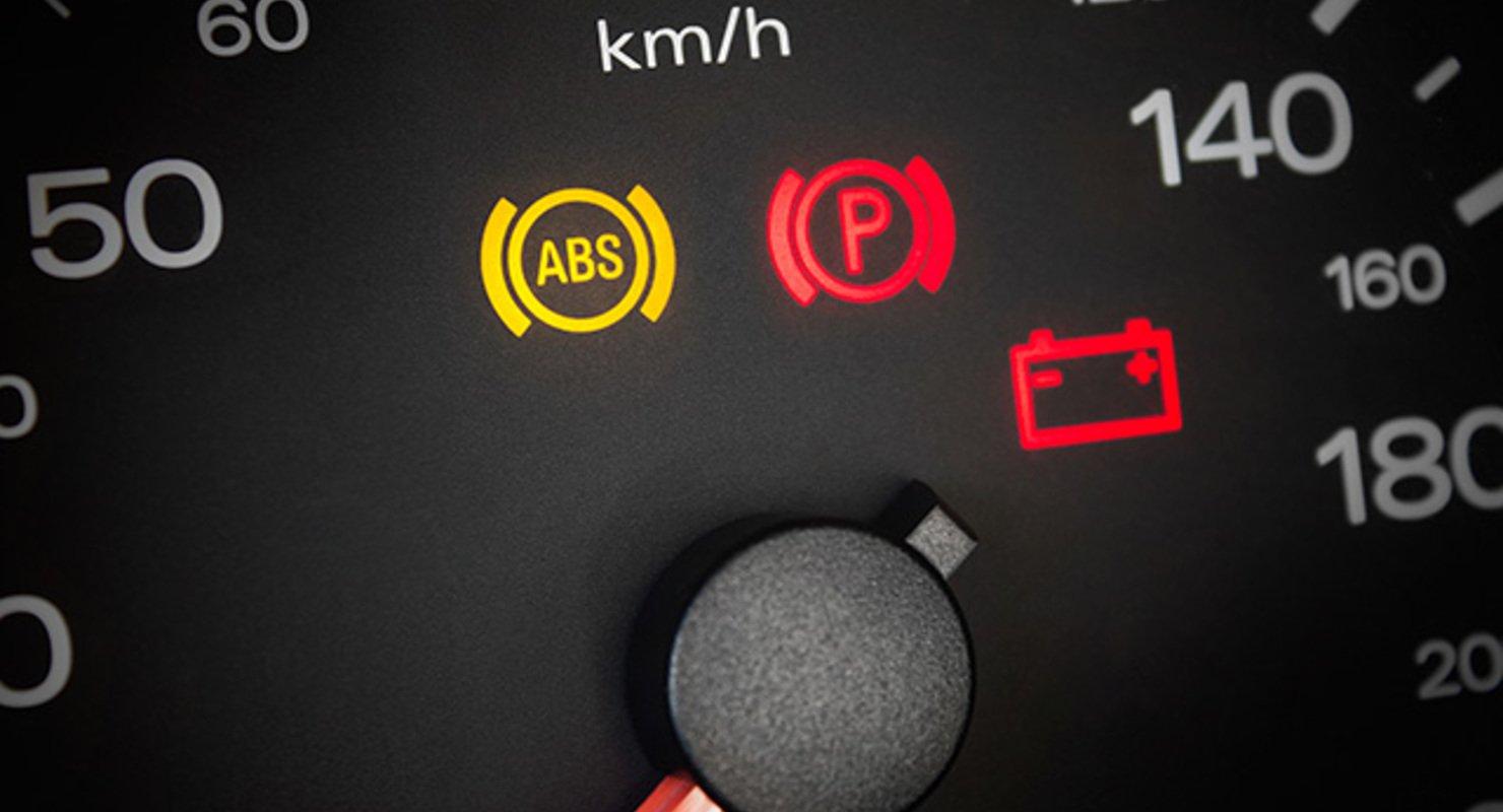 Загорелся индикатор ABS на панели приборов — причины Автомобили