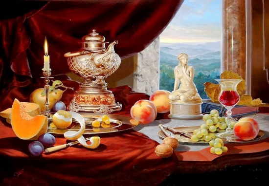 художник Gyula Boros (Дьюла Борос) картины – 15