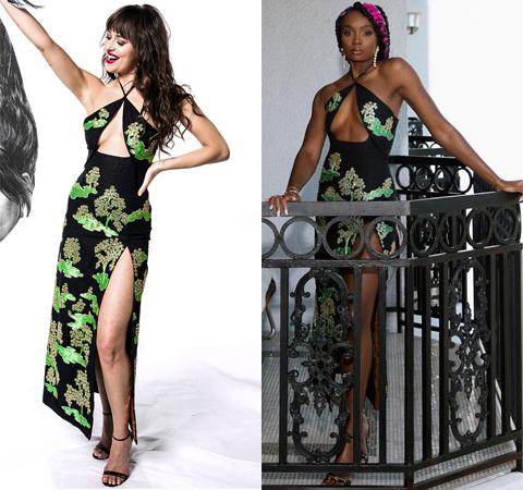 Битва платьев: Дакота Джонсон против Кики Лейн