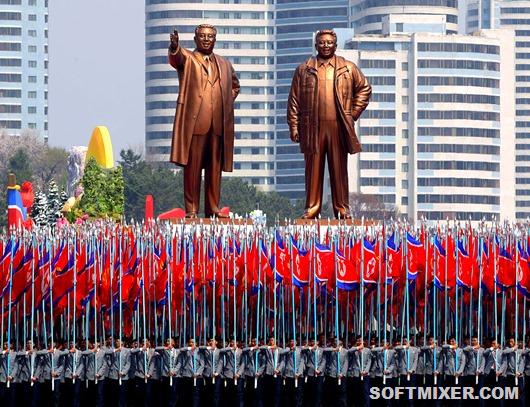 Любопытные факты о Северной Корее
