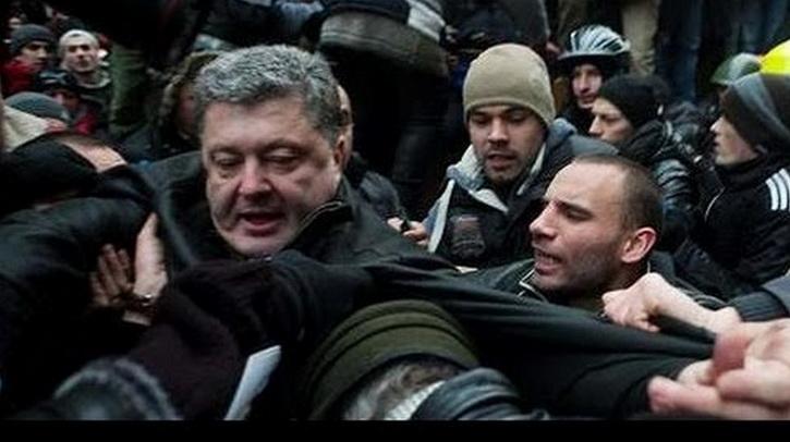 Мосийчук признал, что украинцы мечтают прикончить Порошенко и депутатов