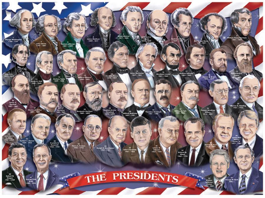 5 американских президентов - «неудачников»