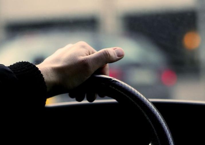 Наезд на пешехода и безуспешная попытка скрыться с места ДТП авто и мото