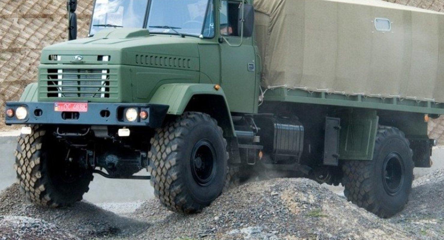 Украинский КрАЗ заключил контракт на производство грузовиков для ВС США Исследования