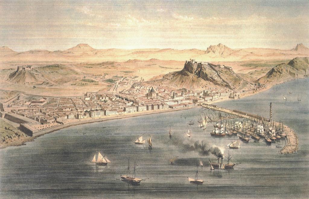 Аликанте —  один из древнейших городов Испании