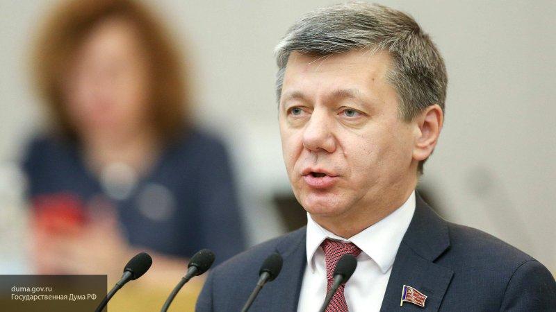 Депутат Госдумы РФ ужаснулся идее установить памятник Бандере на границе Украины с Россией