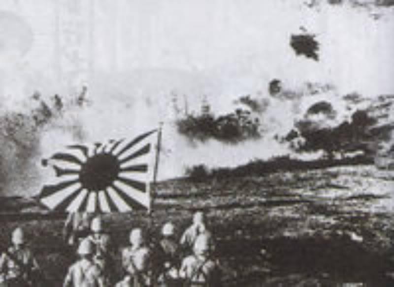 Японо-китайская война 20 века. Об особенностях боевых действий и тактике сторон. Ч. 2